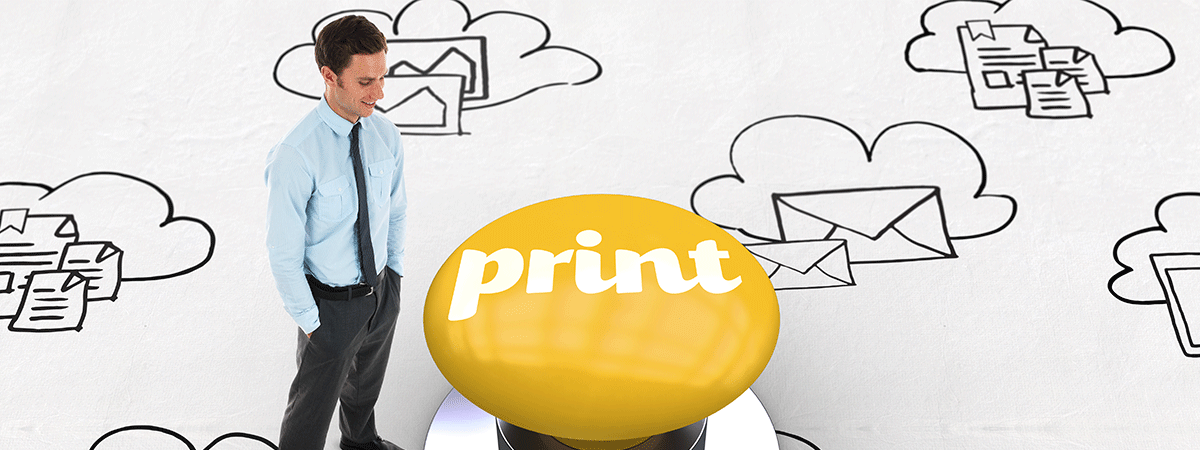 Print at Your Finger Tips